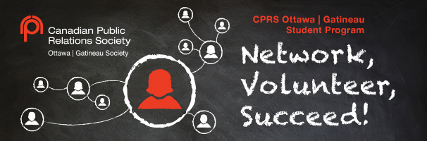 Network, Volunteer, Succeed!