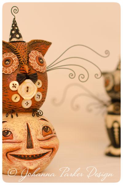 Halloween-Owls