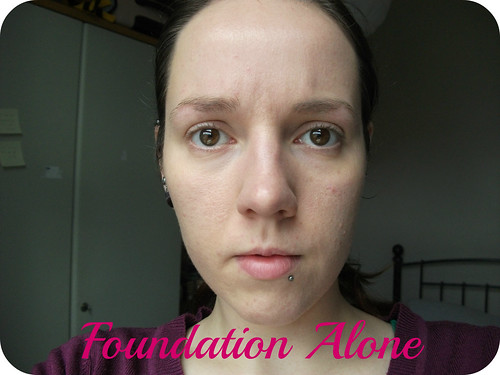 MUA Matte Perfect Foundation Face