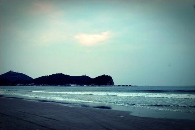 사곶 해변-'백령도 해변'