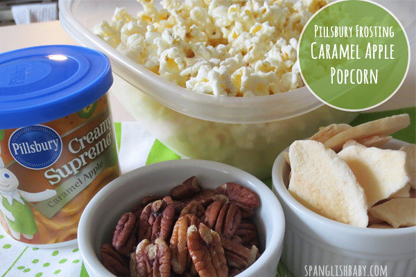 Pillsbury caramel apple popcorn