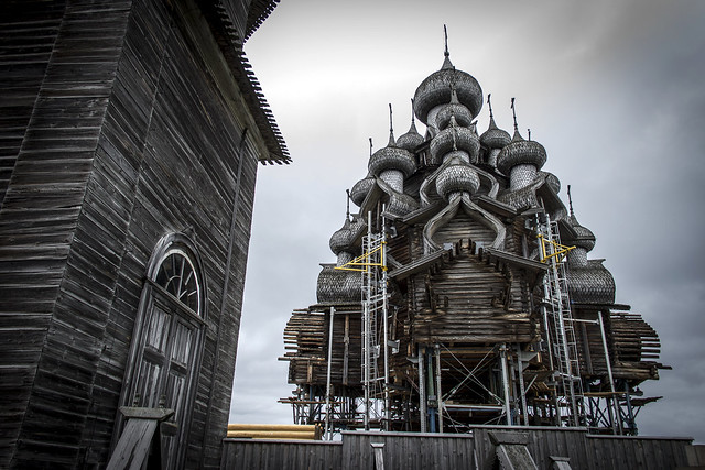 Wooden Church of Kizhi