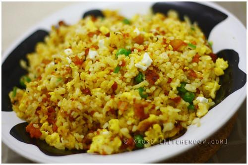 Longganisa Rice