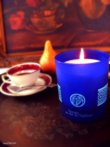 The du Hammam Candle by Le Palais Des Thes on Gift Style Blog Gave That