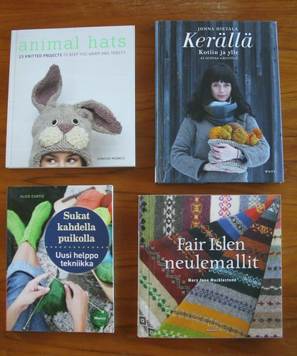 New craft books