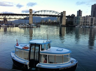 Day Break on Granville Island