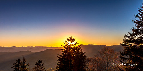 sunset mountains nature unitedstates outdoor scenic northcarolina canton blueridgeparkway augphotoimagery