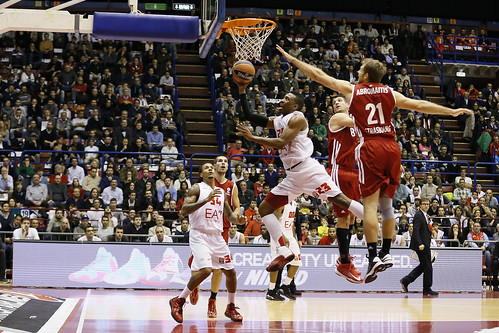 Euroleague: it's another great win 83-72