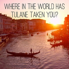Where has #tulane taken you? Send in your study abroad photos to mobrienh@tulane.edu and the winning photo gets $100 to Superior Grill! #onlyatttulane