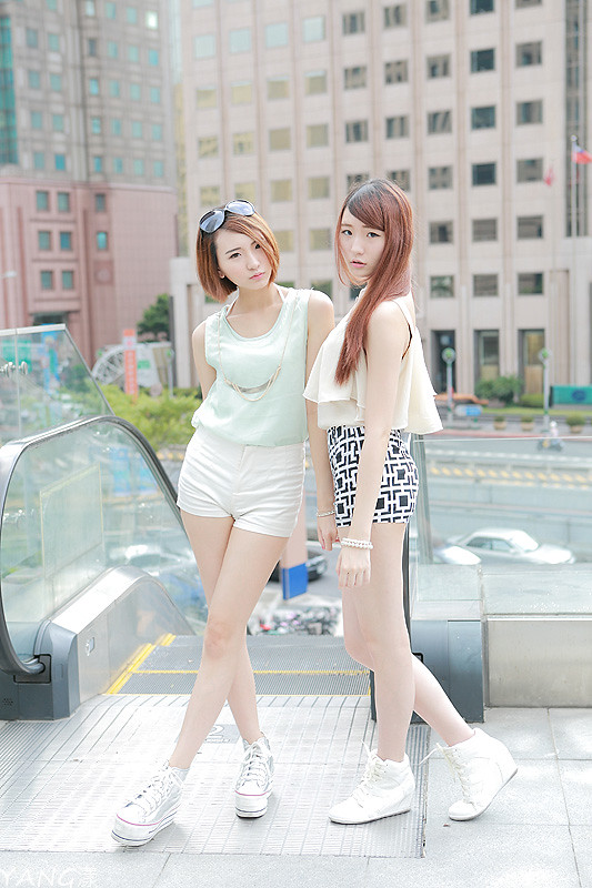 Yvette&Ava◆美人双子