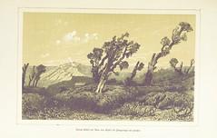"""British Library digitised image from page 193 of """"Reise der österreichischen Fregatte Novara um die Erde in den Jahren 1857-1859 unter den Befehlen des Commodore B. von Wüllerstorf-Urbair. (Physikalische und geognostische Erinnerungen von A. v. Humboldt.)"""