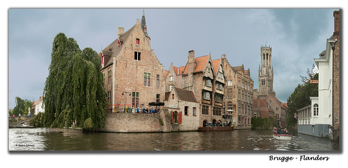 The most photographed spot in Brugge (explored)