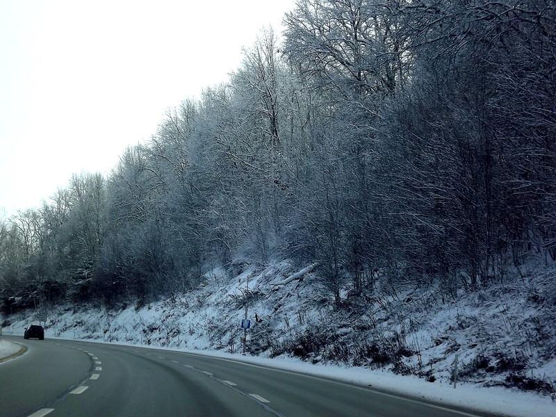 Snow Turnpike PA
