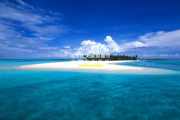 卡努呼拉岛(Kanuhura Maldives)拖尾沙滩