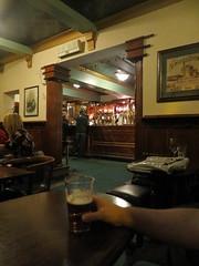 Cumberland Bar, Edinburgh, Dec 2013
