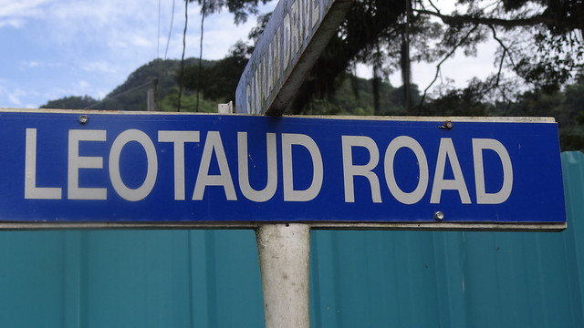 Leotaud Road Léotaud
