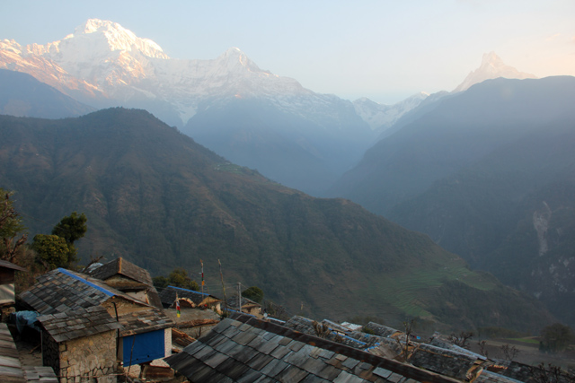 The beauty of Nepal