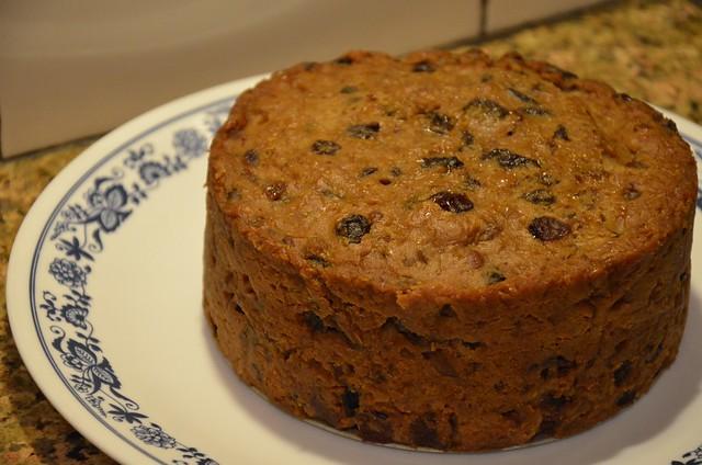 rummy fruitcake