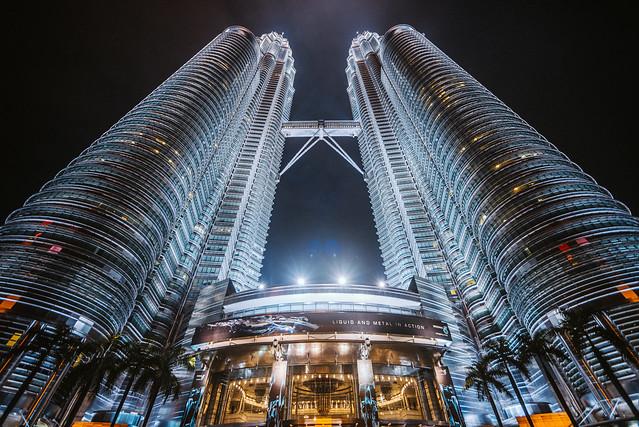Petronas Twin Towers V