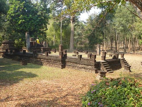 TH-Kamphaeng Phet-Wat Phra Non (1)