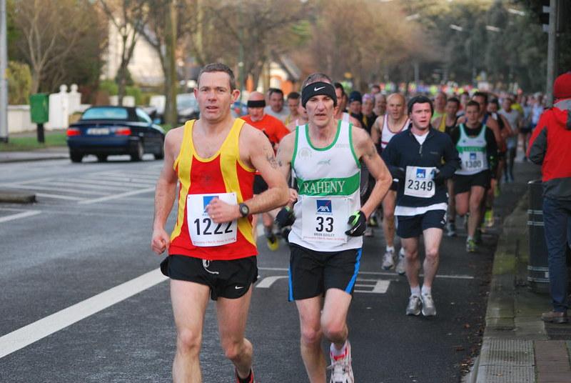 The Raheny 5 Mile Road Race 2014