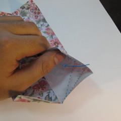 การพับกระดาษเป็นรูปหัวใจแบบ 3 มิติ 019
