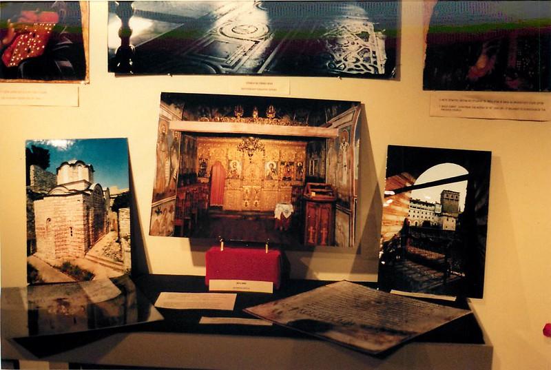 800 Years of Chilandar - November 15, 1998 - December 15, 1998