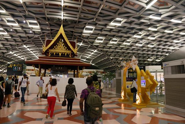 Thailand Bankgkok Airport