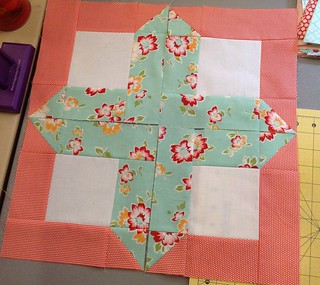 Mystery Quilt Layout 1
