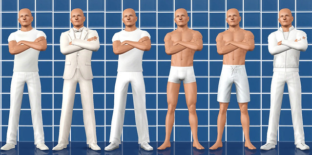 Mr. Clean - Wardrobe