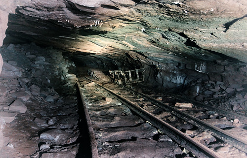 Ruffner No. 2 Mine Slope