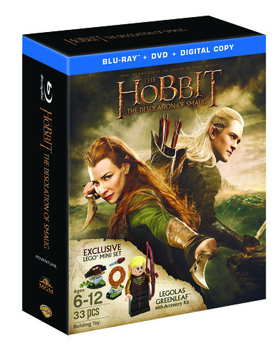 The Hobbit The Desolation of Smaug - LEGO Legolas Polybag