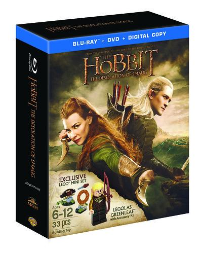 The Hobbit The Desolation of Smaug - LEGO Legolas Polybag