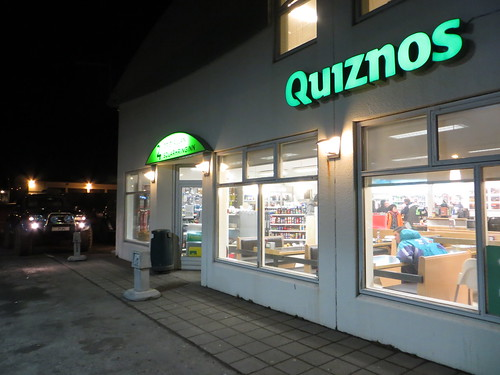 quiznos pit-stop