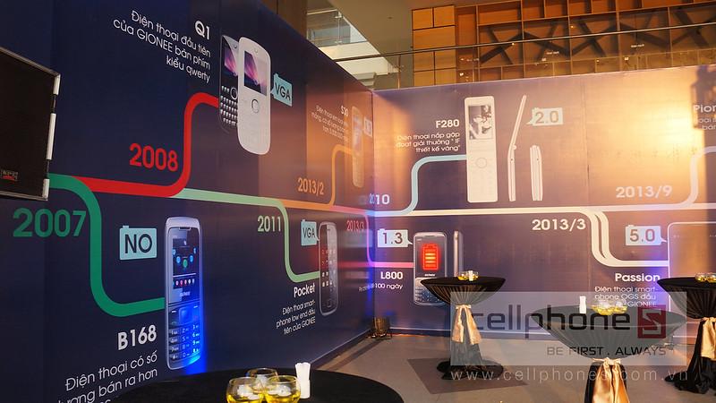 Sforum - Trang thông tin công nghệ mới nhất 12689750904_06c9f3e8fe_c Hình ảnh sự kiện Gionee ra mắt Elife E7 tại Việt Nam