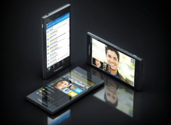 BlackBerry Z3 и Q20