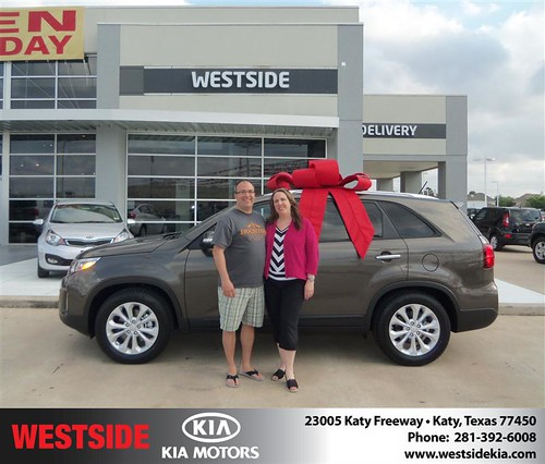 #HappyBirthday to Marcie Ann Stringer from Guzman Gilbert and everyone at Westside Kia! by Westside KIA
