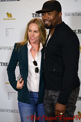 Christy Oldham & Michael Jai White - DSC_0814