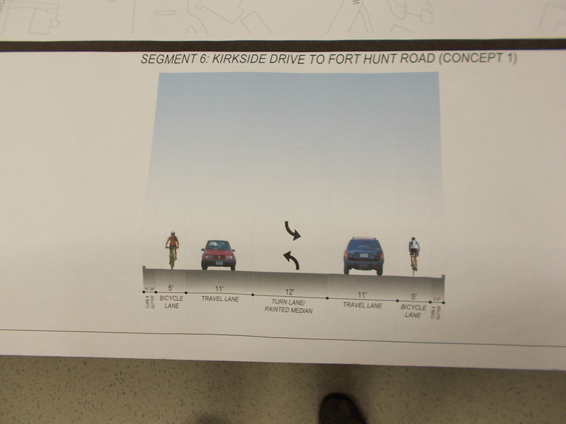 Errandonnee #8: Bike Lanes for Sherwood Hall Lane