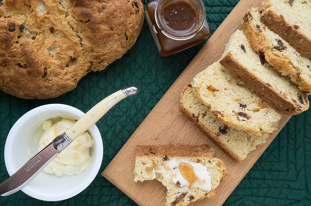 Irish-American Soda Bread