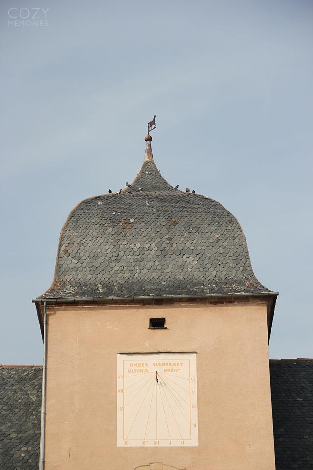 at Rodez' stud farm - March 2014
