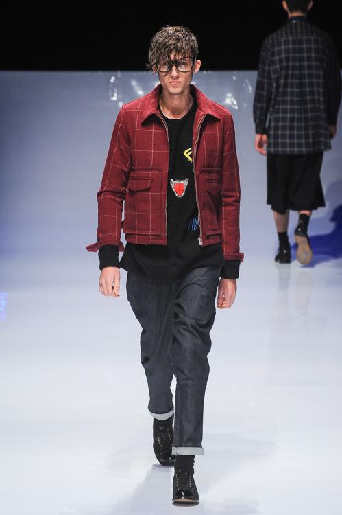 FW14 Tokyo KIDILL015_Andrey Machekhin(Fashion Press)