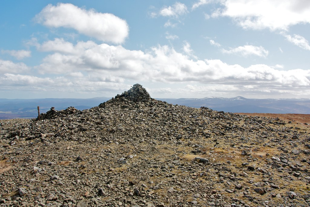 Summit of Morven