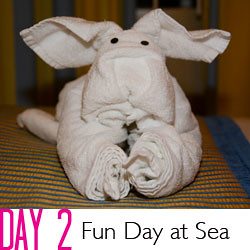 2014 Carnival Breeze Day 2 - Fun Day at Sea