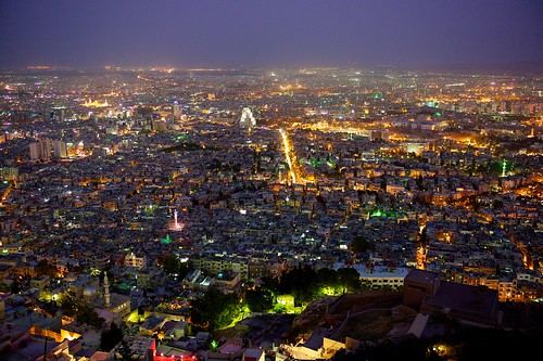 Damascus دمشق - the city where my heart resides