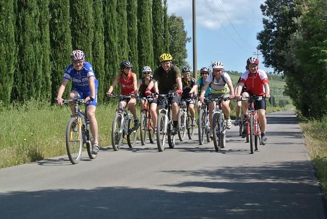 [SQ] Bikewoche Toscana 2014