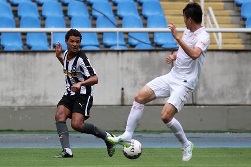 Botafogo x Shandong Luneng - CHINA