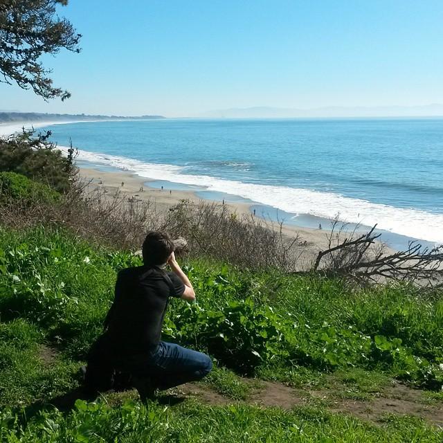 rantakalliot, Santa Cruz, Kalifornia