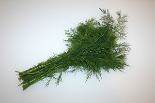 07 - Zutat Dill / Ingredient dill