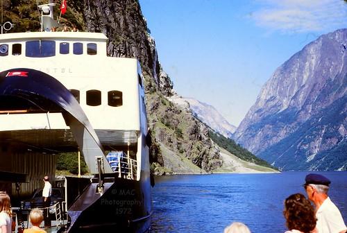 Gudvanga, Norway. 1972